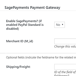 Sage Payment Add-On