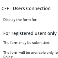 Configure Users Permissions Add-On