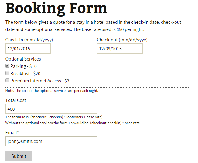 Is Booking A Hote Room Online A Contract