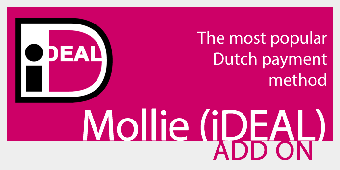 Mollie (iDeal) add-on
